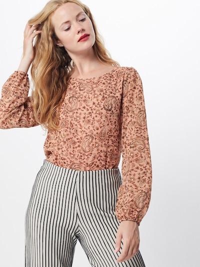 VILA Bluse in rosa, Modelansicht