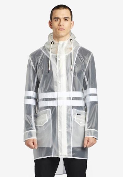 khujo Mantel 'Renick' in weiß, Modelansicht