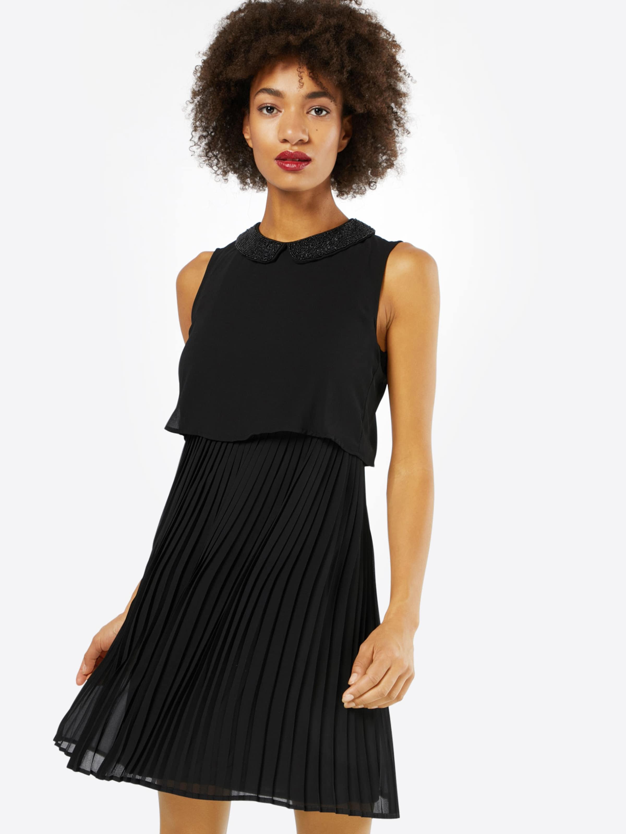 TOM TAILOR DENIM Kleid 'Double Layer' Kauf Zum Verkauf fQ3HqRmxTk