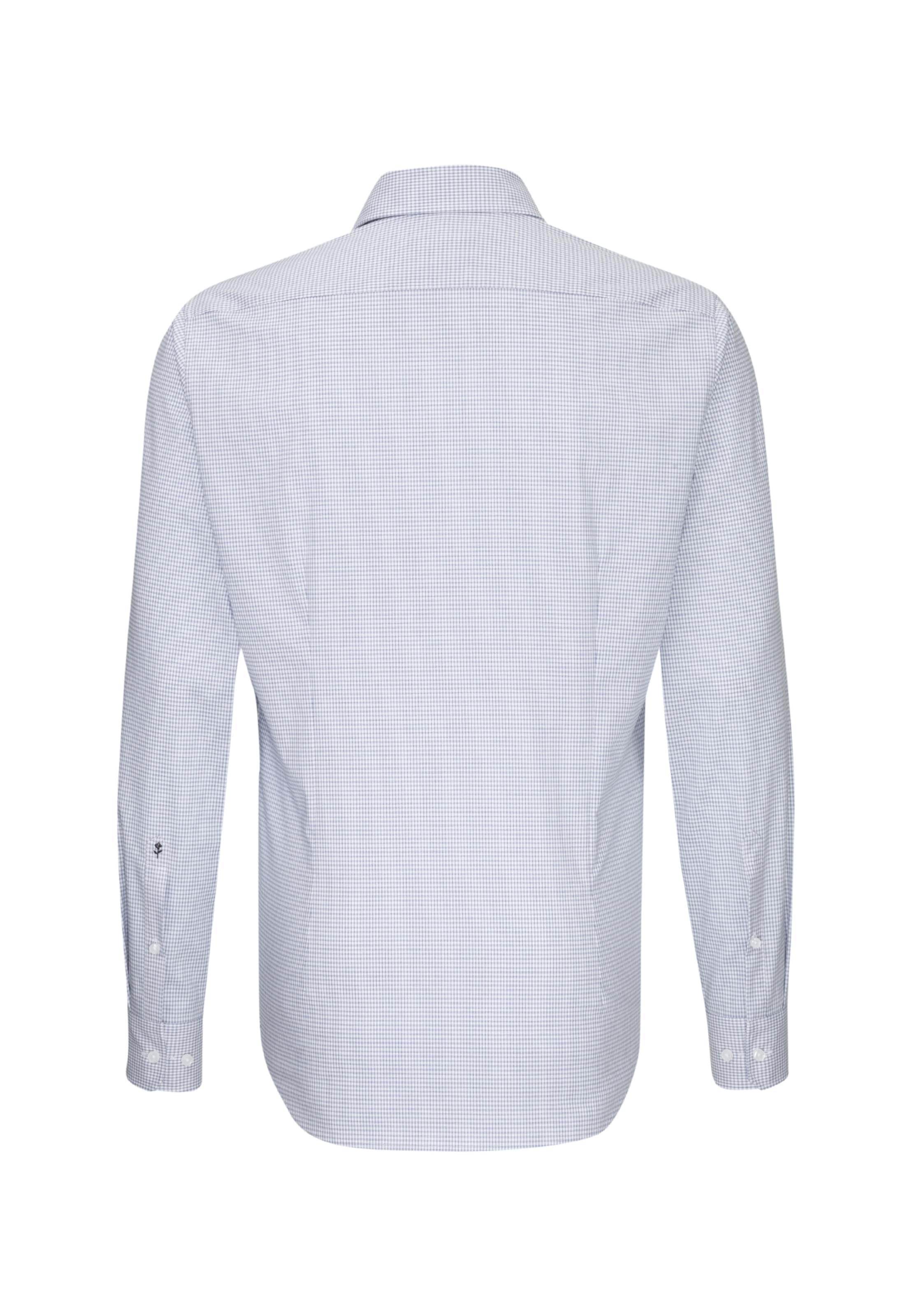 Seidensticker Hemd BlauHellblau Seidensticker Hemd In In wPXkN80OZn