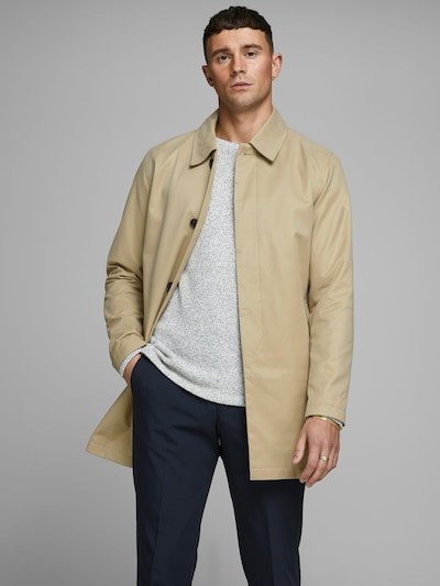JACK & JONES Mantel in camel, Modelansicht