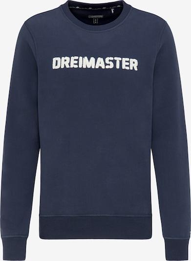 DREIMASTER Sweatshirt in dunkelblau, Produktansicht