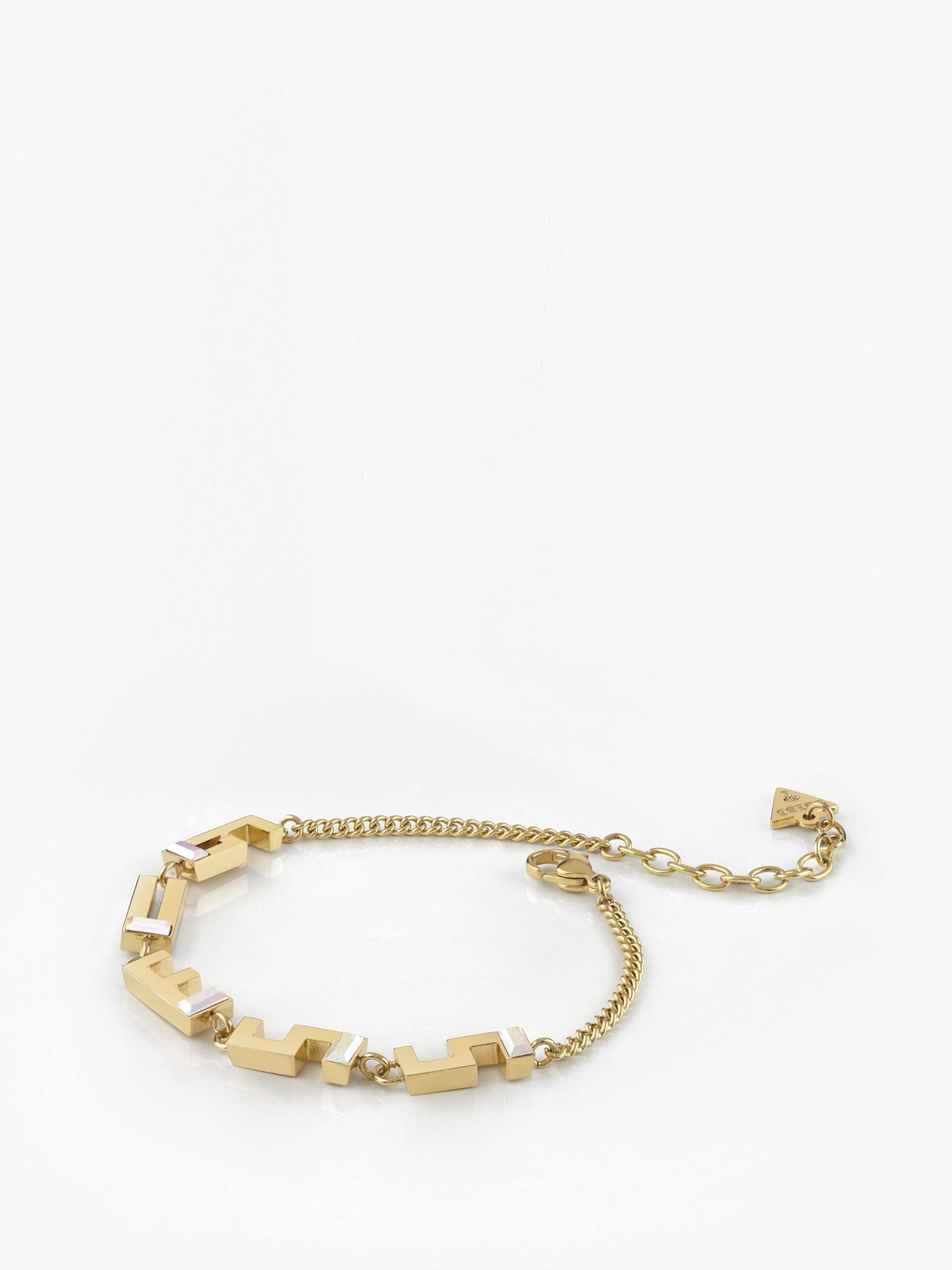 Gold Armband Guess Square' In 'g CodrexWB