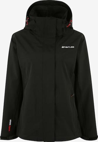 Whistler Outdoor Jacket 'Wiley' in Black