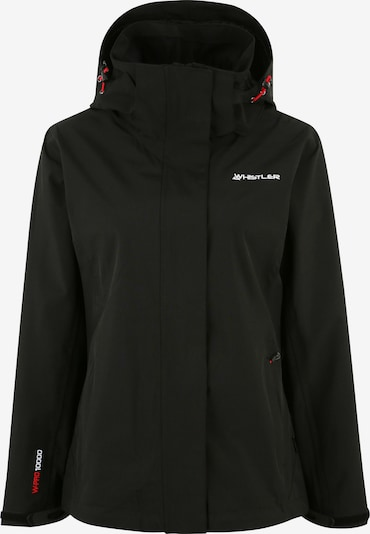 Whistler Funktionsjacke 'Wiley' in schwarz, Produktansicht