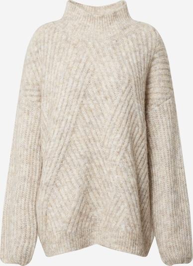 FRNCH PARIS Pullover in beige / kitt, Produktansicht