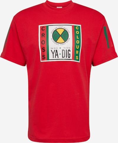 CROSS COLOURS T-Krekls pieejami sarkans, Preces skats