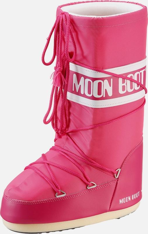 MOON Stiefel Nylon Winterschuhe Winterschuhe Winterschuhe Polyurethan, Textil Bequem, gut aussehend efce11