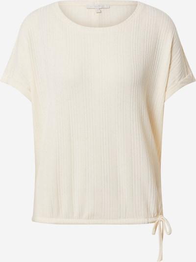 TOM TAILOR DENIM T-shirt en beige, Vue avec produit