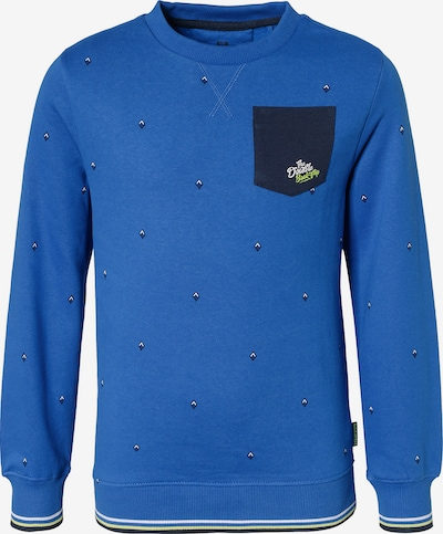 WE Fashion Sweatshirt in blau, Produktansicht