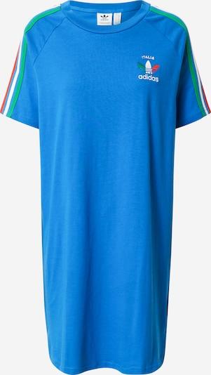 ADIDAS ORIGINALS Robe en bleu / vert / rouge / blanc, Vue avec produit