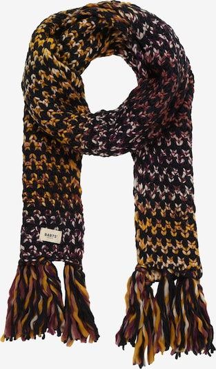 Barts Scarf 'Nicole' in blue / yellow, Item view