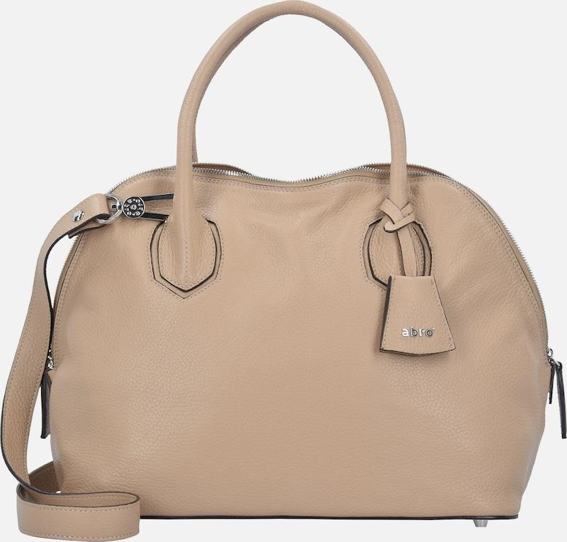 ABRO abro Handtasche Leder 34 cm