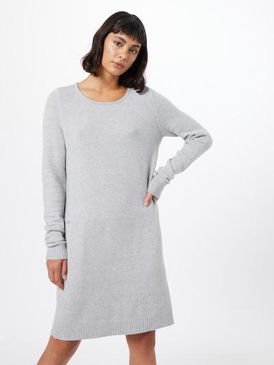 VILA Robe 'VIRIL' en gris clair, Vue avec modèle