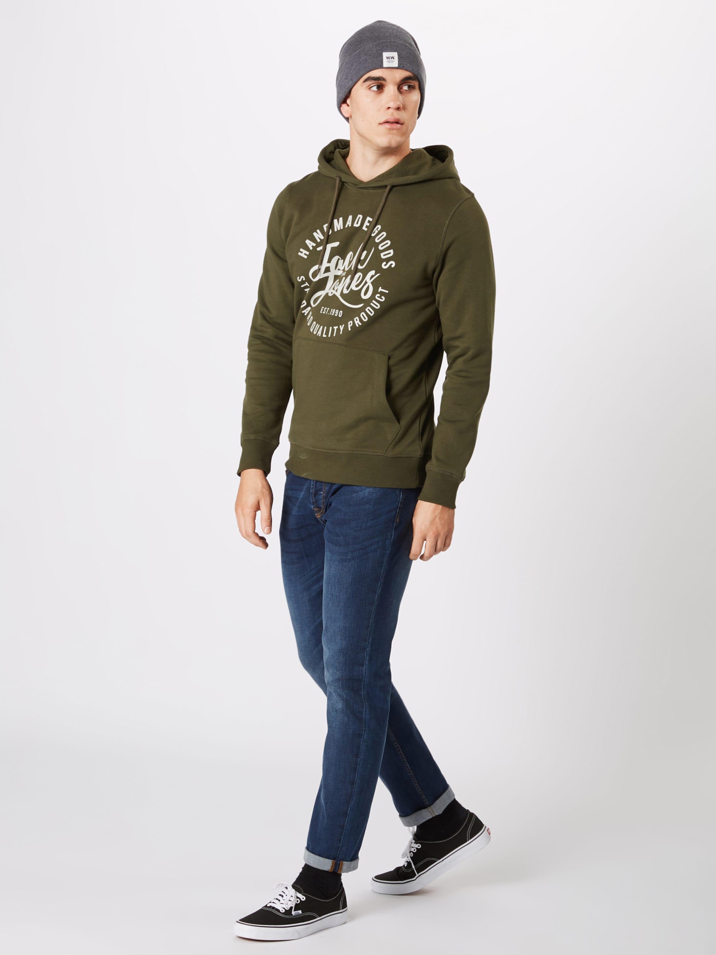 Sweat 'art Jones Muller' En Foncé Vert shirt Jackamp; SpUVqMz