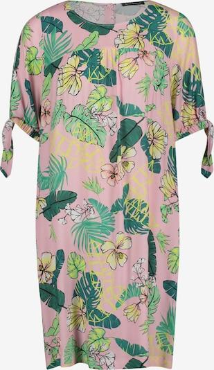 Betty Barclay Sommerkleid in grün / rosa, Produktansicht