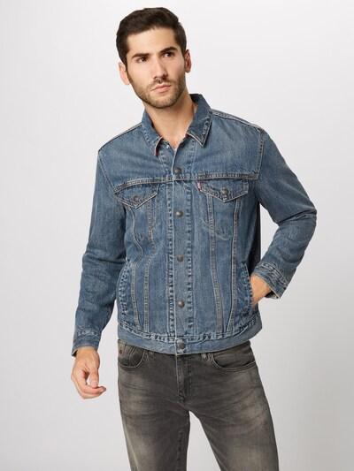 LEVI'S Jacke in blue denim, Produktansicht