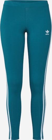 ADIDAS ORIGINALS Leggings '3 STRIPES TIGHT' in dunkelgrün, Produktansicht