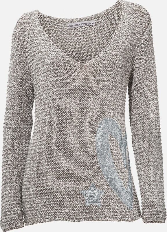 Ashley Brooke by heine Grobstrickpullover