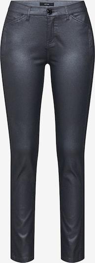 OPUS Jeans 'Emily' in dunkelgrau / schwarz, Produktansicht
