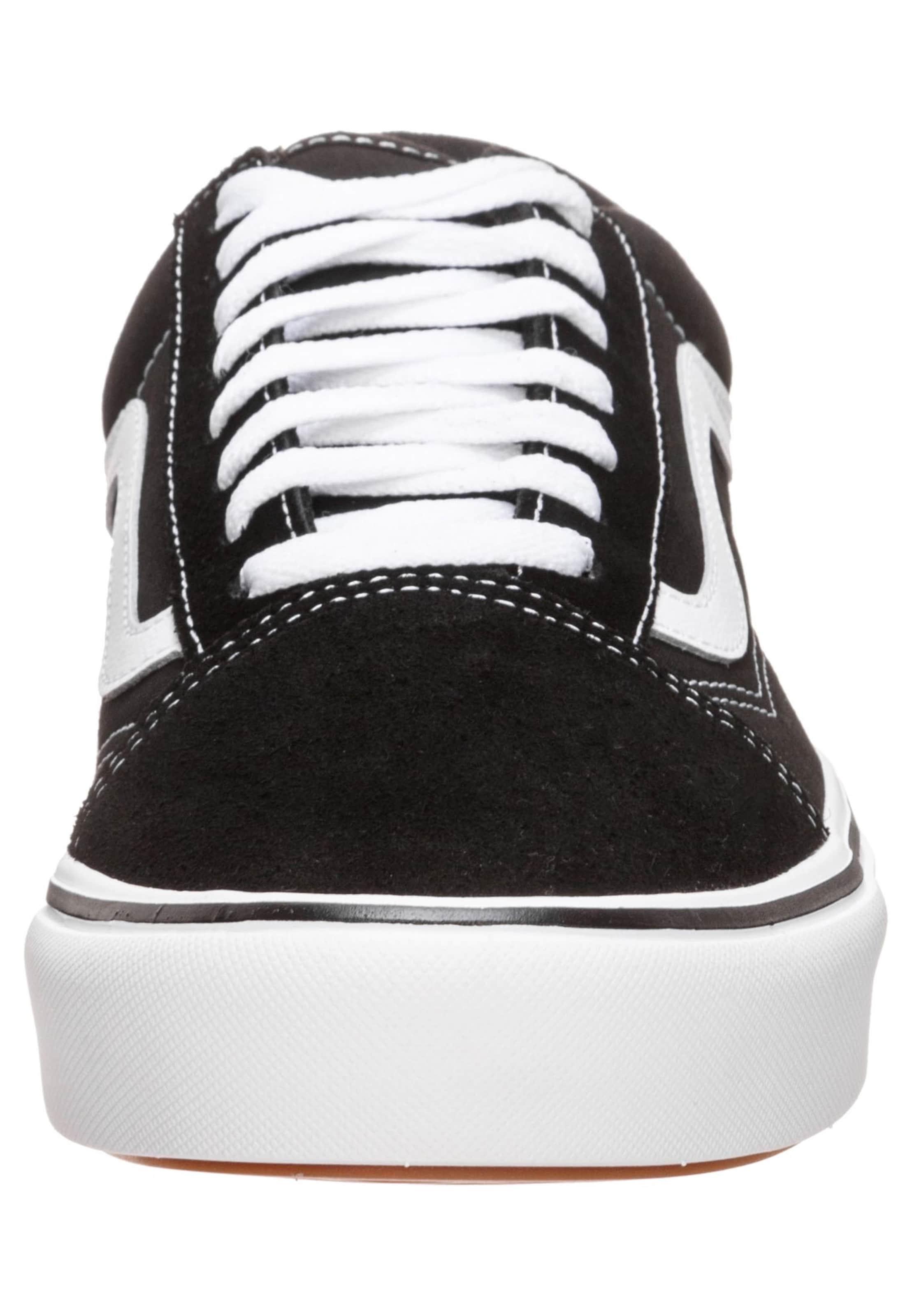 Old Vans Sneaker 'comfycush SchwarzWeiß Skool' In sQCrdth
