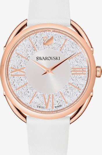 Swarovski Uhr '5452459' in rosegold / weiß, Produktansicht