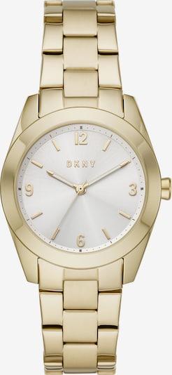 DKNY Uhr in gold / weiß, Produktansicht
