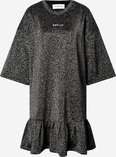 REPLAY Kleid in dunkelgrün, Produktansicht