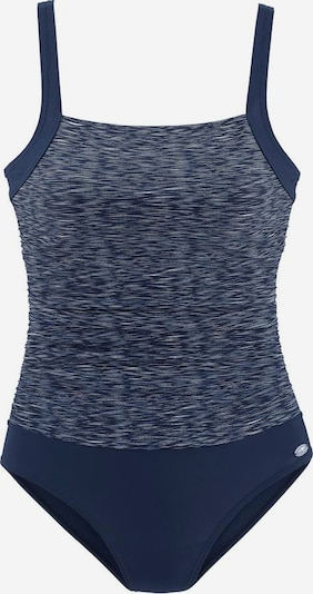 KangaROOS Badeanzug in navy, Produktansicht