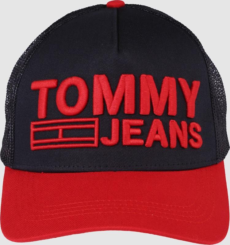 Tommy Jeans Kappe mit Logo-Stickerei