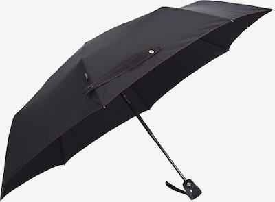 bugatti Paraplu in de kleur Rood / Zwart, Productweergave