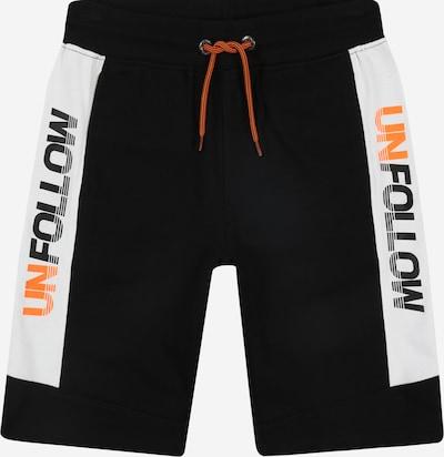 Kelnės iš STACCATO , spalva - oranžinė / juoda / balta, Prekių apžvalga