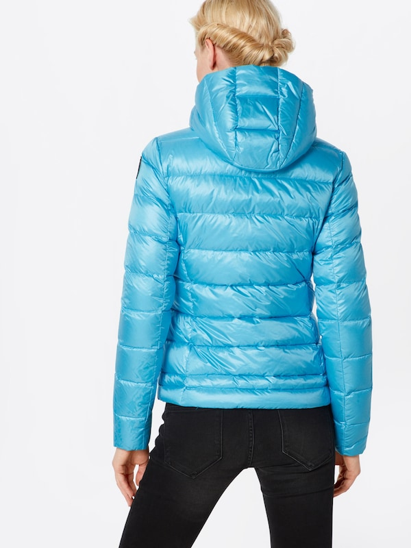 D'hiver En usa Veste Blauer Turquoise If7yvbgmY6