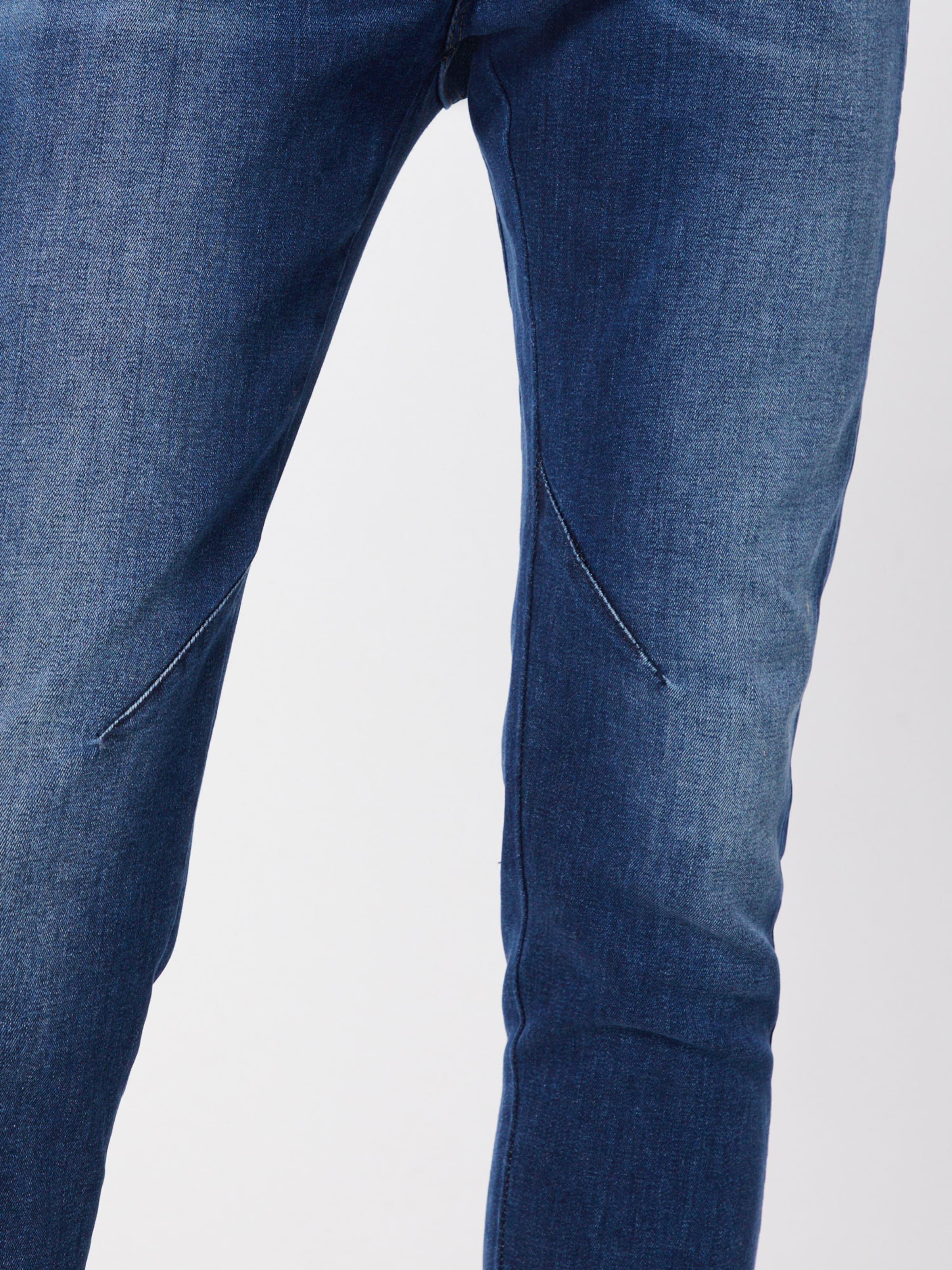Mid Slim Denim 'd Jeans In G star Boy staq Wmn' Raw Blue H9DIW2YE