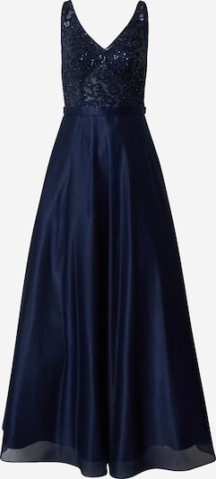 Unique Kleid in navy: Frontalansicht