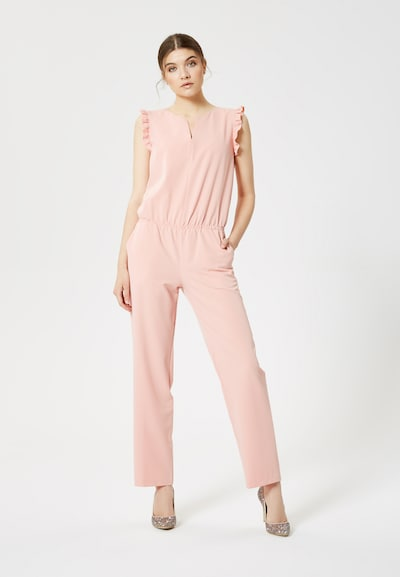 MYMO Overall in rosa, Produktansicht