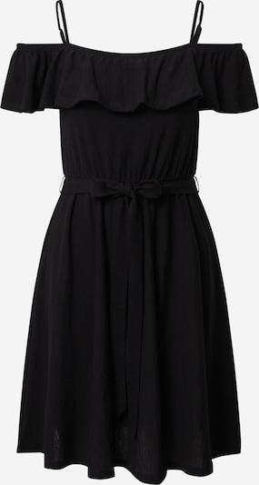 ABOUT YOU Šaty 'Pamela' - černá: Pohled zepředu