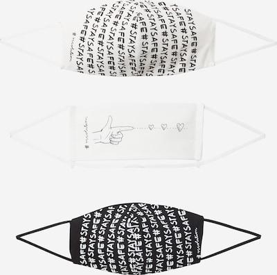 Foulard recolution di colore nero / bianco, Visualizzazione prodotti