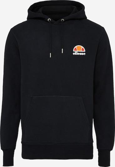 ELLESSE Mikina 'Toce' - oranžová / oranžově červená / černá / bílá, Produkt