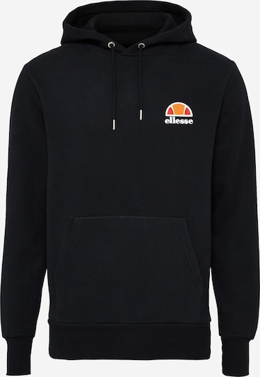 ELLESSE Sportisks džemperis 'Toce' oranžs / oranžsarkans / melns / balts, Preces skats