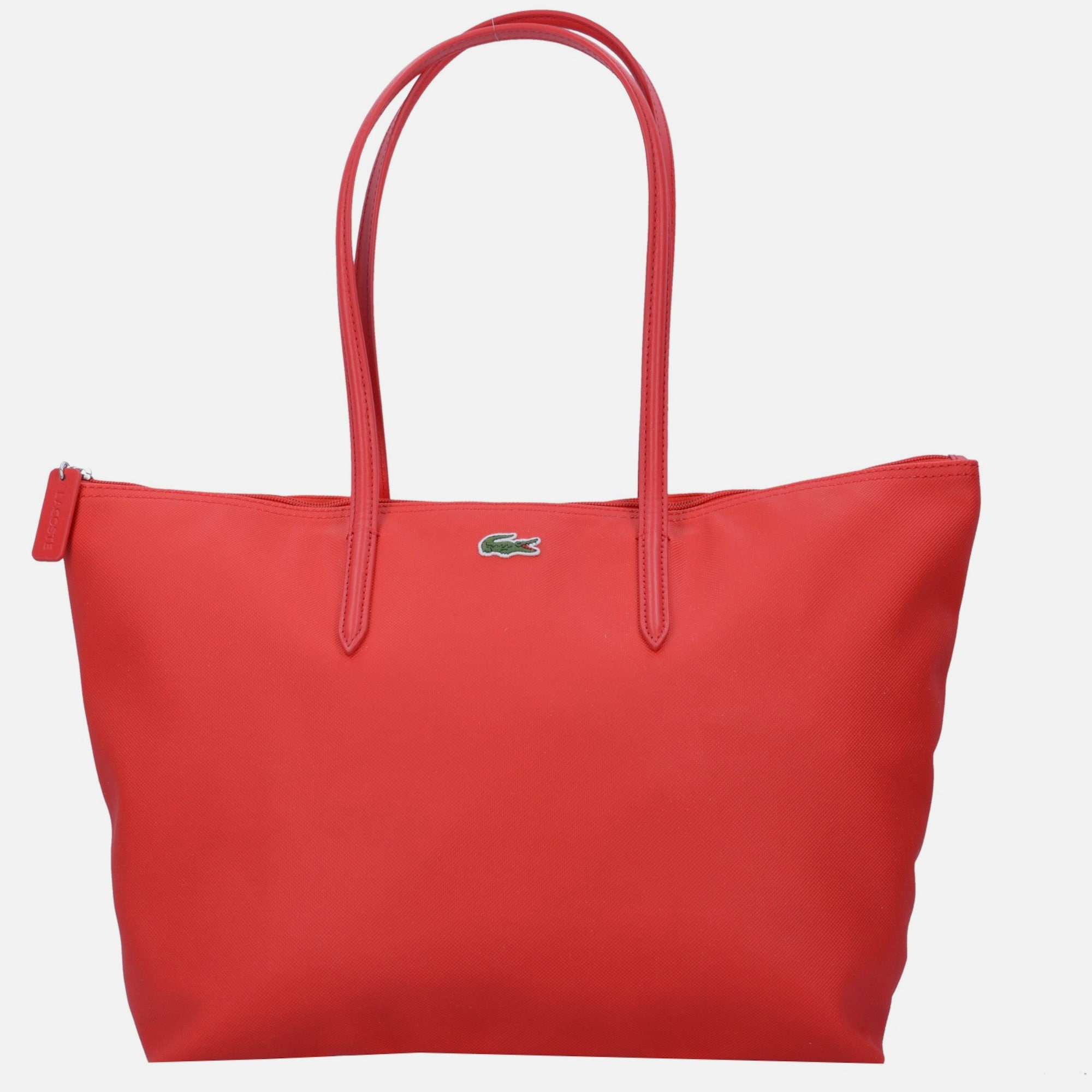 lacoste 39 sac femme l1212 concept l 39 shopper 47 cm in rot about you. Black Bedroom Furniture Sets. Home Design Ideas