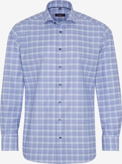 ETERNA Zakelijk overhemd 'MODERN FIT' in de kleur Blauw: Vooraanzicht