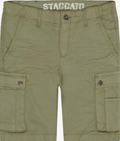 STACCATO Shorts in khaki, Produktansicht