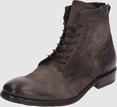 A.S.98 Veterboots 'MASON' in Donkerbruin