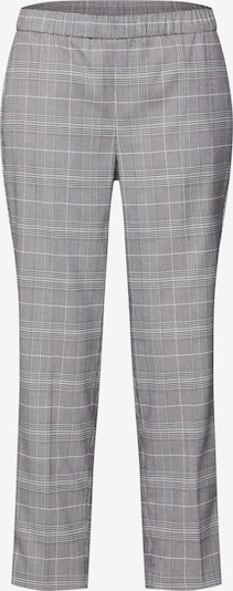Banana Republic Broek 'HAYDEN MENSWEAR PATTERN PULL ON PANT' in de kleur Grijs / Wit, Productweergave