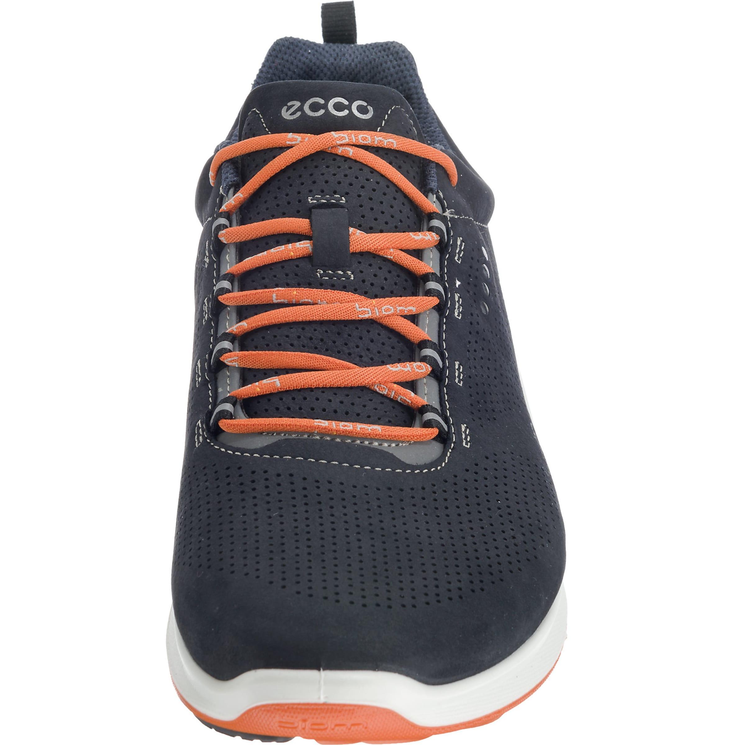 Ecco In NachtblauNeonorange Fjuel' Sneakers 'biom bgyf76Y