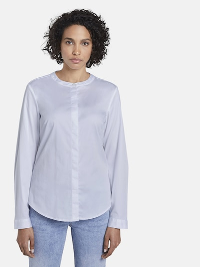 MINE TO FIVE Blouse in White, View model