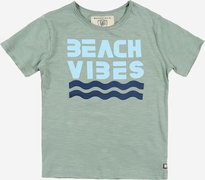 STACCATO T-Shirt in navy / hellblau / hellgrün, Produktansicht