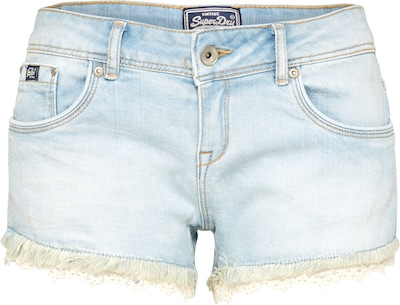 Superdry Jeans 'LACE TRIM'