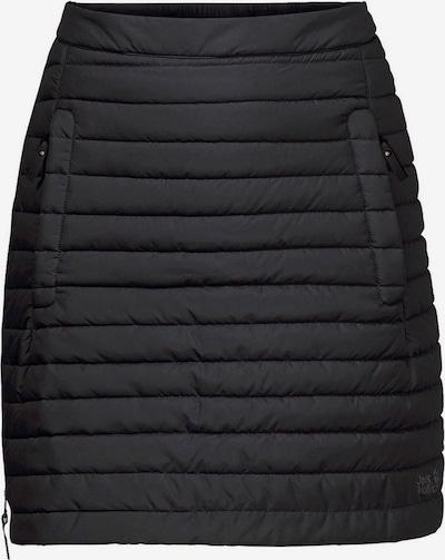 JACK WOLFSKIN Sportska suknja 'ICEGUARD' u crna, Pregled proizvoda